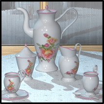 Collectibles: Coffee Set image 1