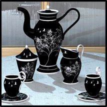 Collectibles: Coffee Set image 2