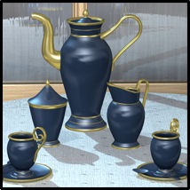 Collectibles: Coffee Set image 3