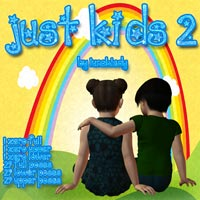 Just Kids 2 by -dragonfly3d-