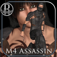 M4 Assassin Themed Clothing RPublishing
