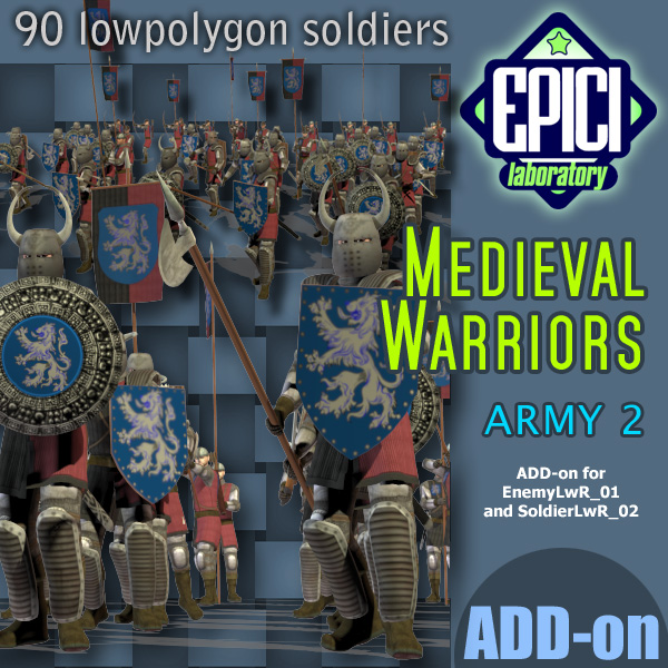 Medieval Warriors 2