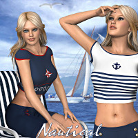 Nautical 3D Figure Essentials LMDesign