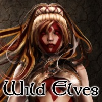 Wild Elves 3D Models 3D Figure Essentials greyson5
