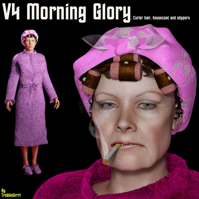 V4 Morning Glory