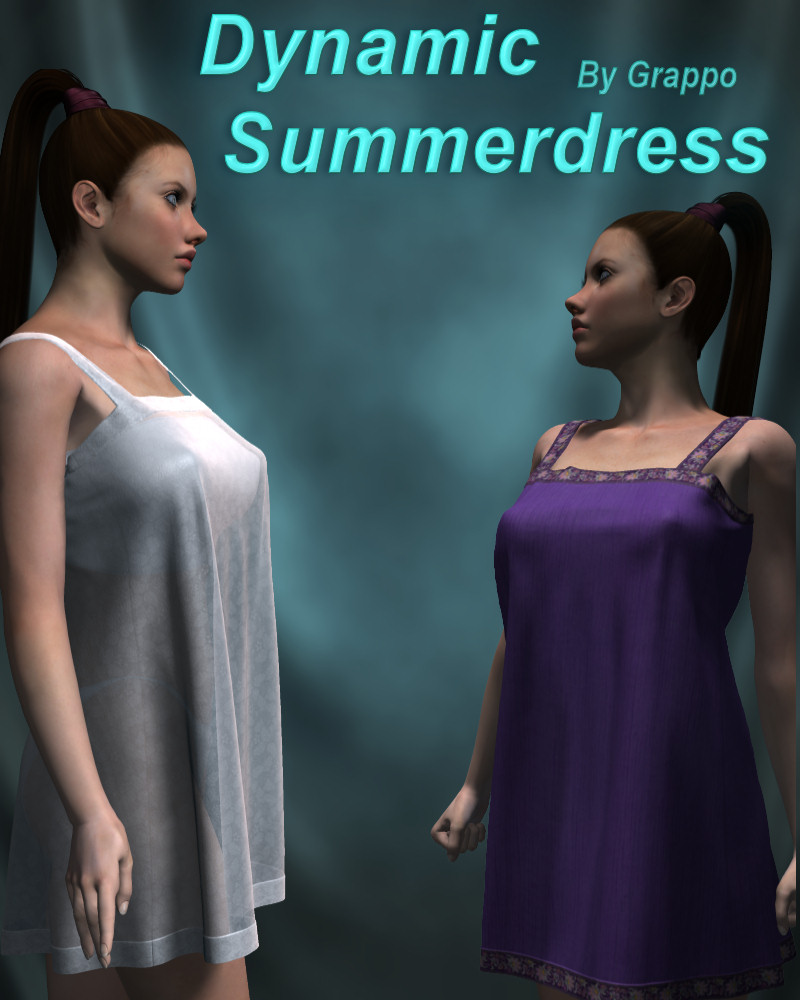 Dynamic Summerdress