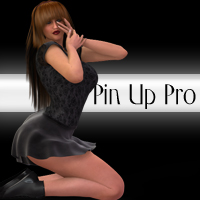 Pin Up Pro Poses/Expressions Themed ironman13