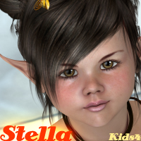 Stella For Kids4 Characters Mariny