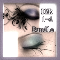 ~*DREAM-MAKEUP-RESSORCE-BUNDLE-1 - 4~* 2D And/Or Merchant Resources Angelmoon