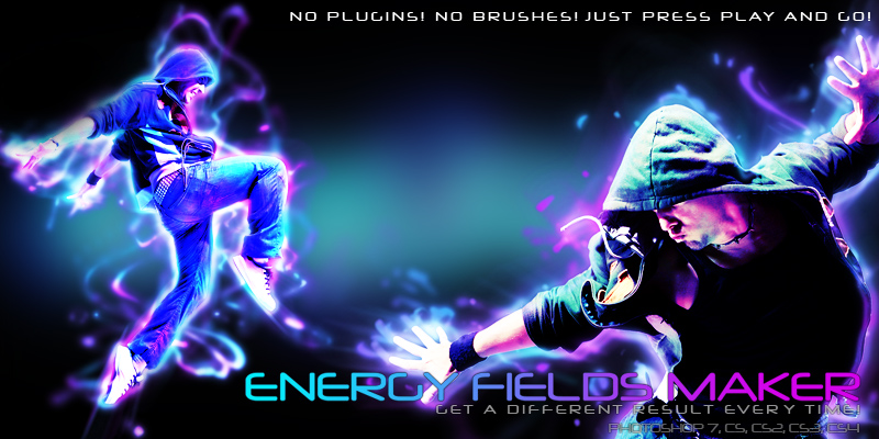 Energy Fields Maker
