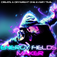 Energy Fields Maker 2D Graphics 3D Models designfera