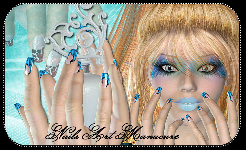 Nails Art manucure