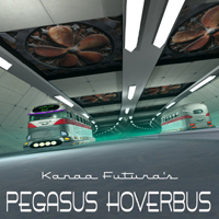 Pegasus Hoverbus Themed Transportation kanaa