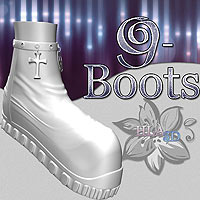 G-Boots for V4/A4/G4  Cimerone