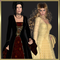 Lilyth Gown Clothing WildDesigns