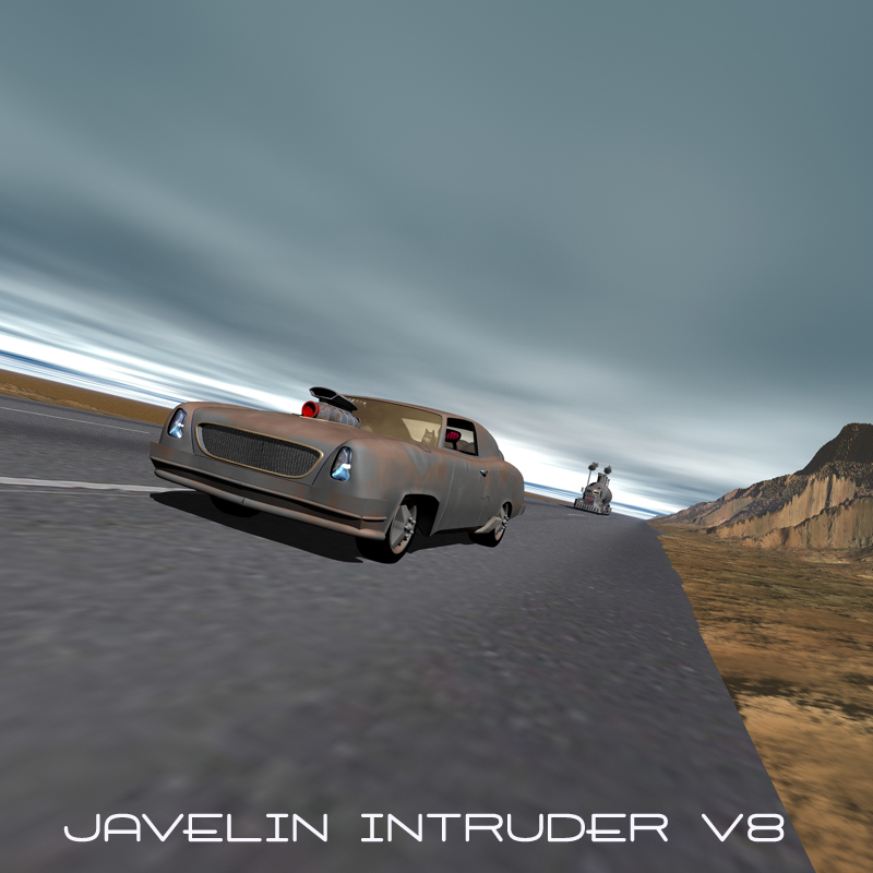 Javelin Intruder v8