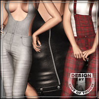 XPANSION for SuperJeans & AddOn Themed Clothing outoftouch
