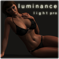 Luminance Light Pro Props/Scenes/Architecture ironman13