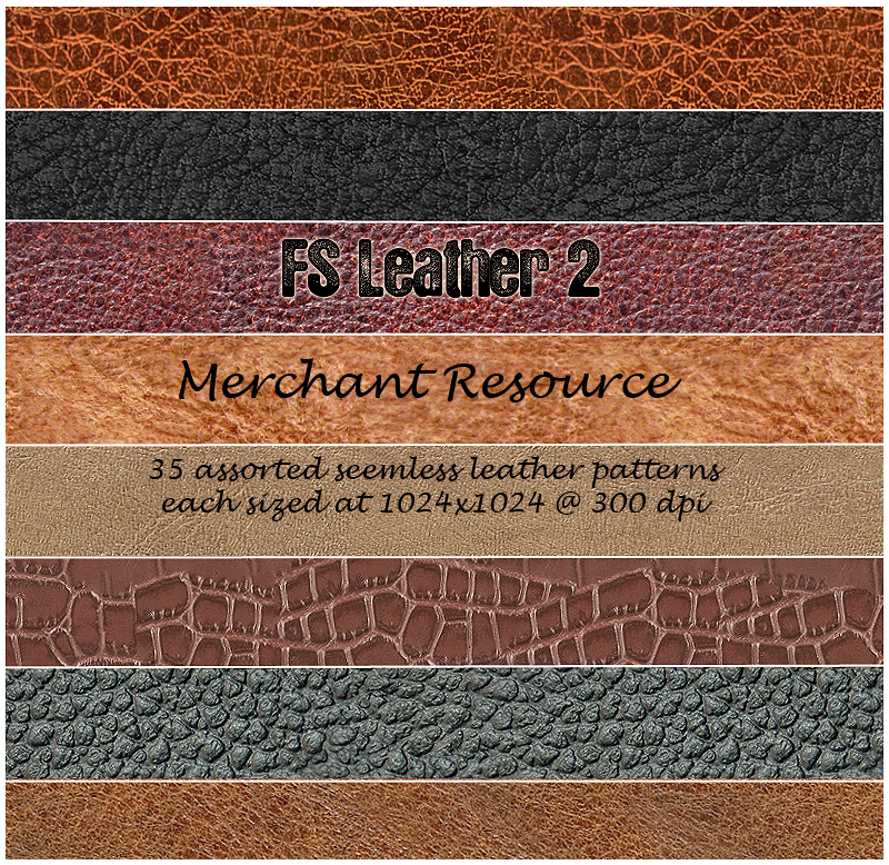 FS Leather 2 Merchant Resource