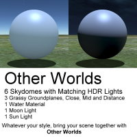 Other Worlds Software 3D Models Fugazi1968