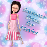 Summer Dress for Mavka  karanta