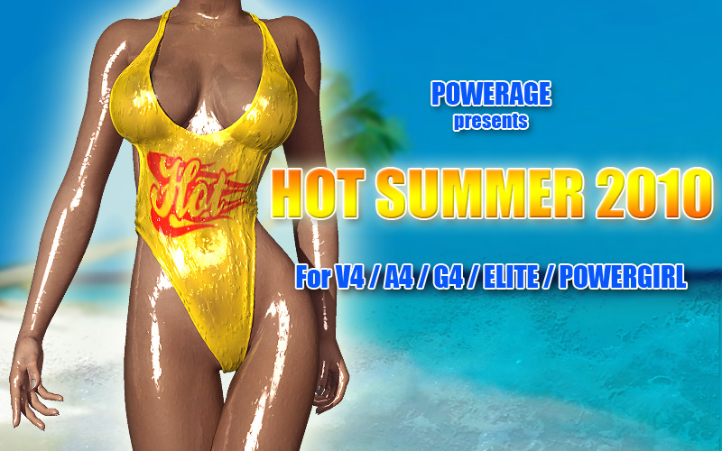 Hot summer 2010 by powerage