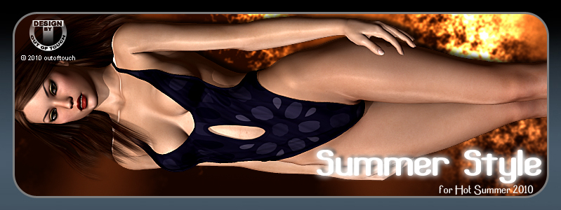 SUMMER STYLE for Hot Summer 2010 by Powerage