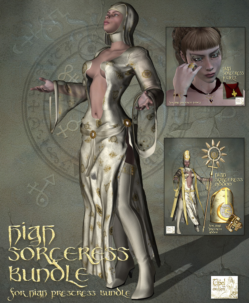 High Sorceress Bundle