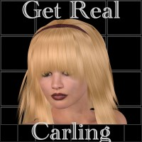 Get Real for Carling hair  chrislenn