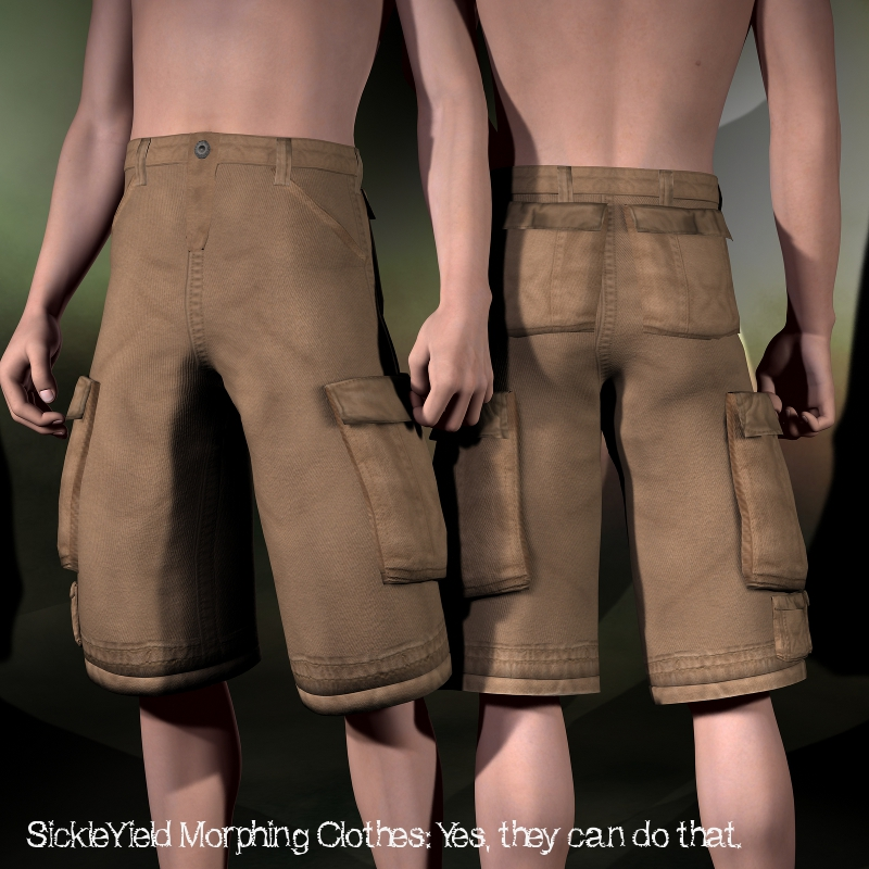 Sickle SuperCargoShorts M4H4