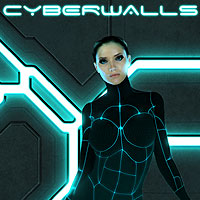 CyberWalls Themed 2D And/Or Merchant Resources designfera