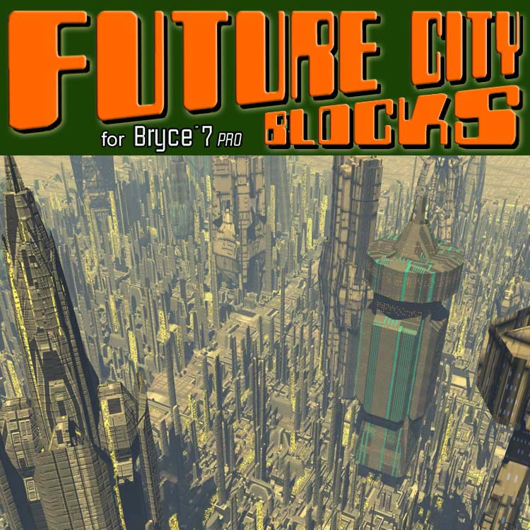 Future City Blocks