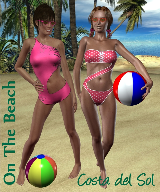 On The Beach : Costa del Sol for V4/Elite/A4/G4