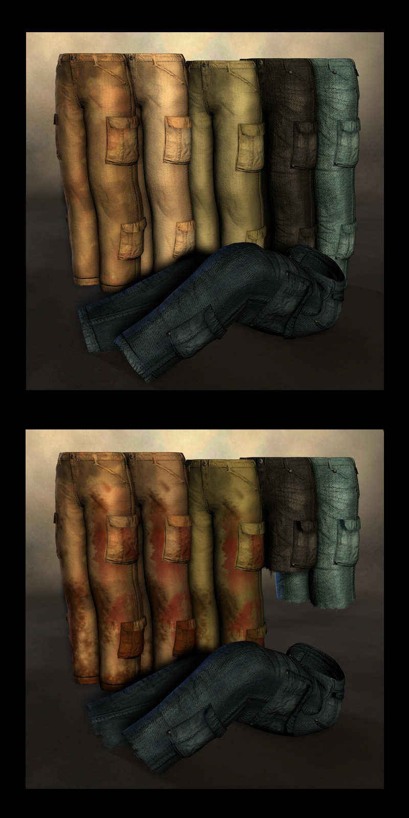 Sickle SuperCargos Texture Expansion