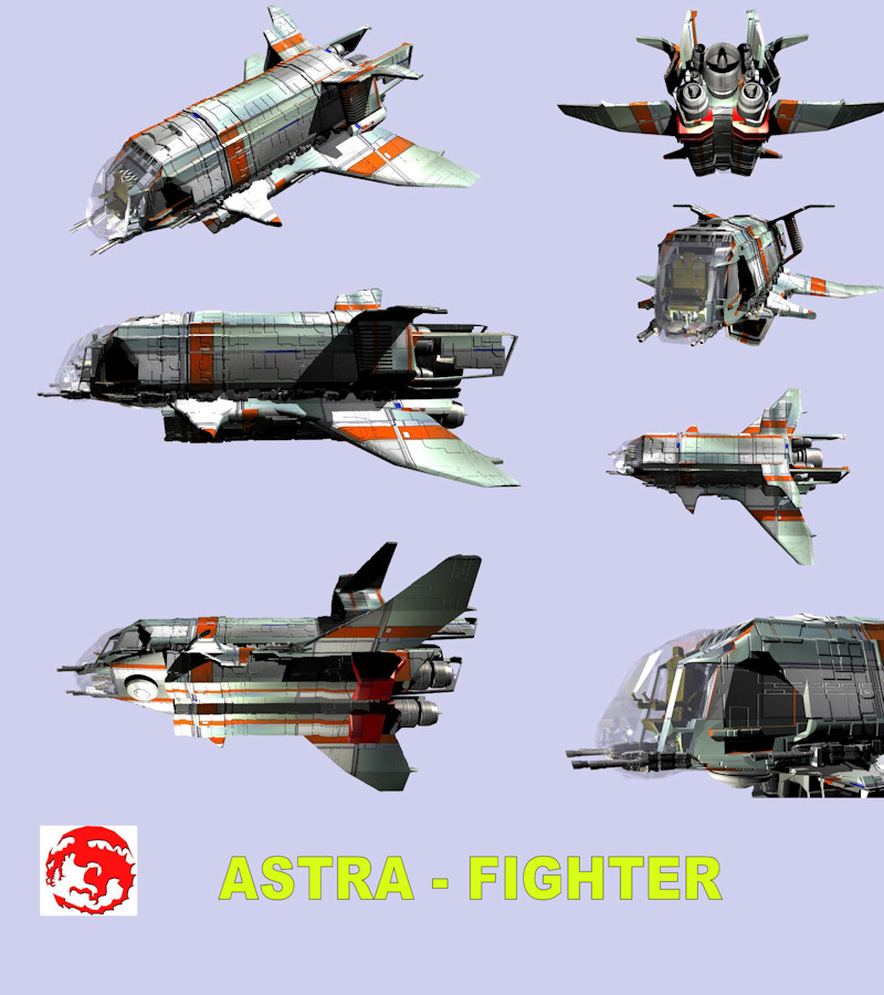Astra - Fighter