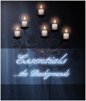 Essentials - the backgrounds 2D Graphics Bez