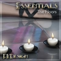Essentials Vol1 - The Floors 3D Figure Assets fabiana