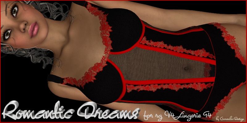 RomanticDreams for rg V4LingerieT4