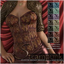 SVs Steampunk Resource and Shaders image 3