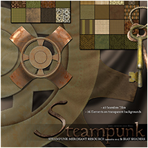 SVs Steampunk Resource and Shaders image 4
