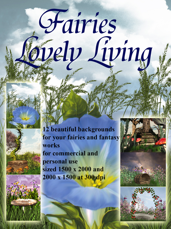 Fairies Lovely Living
