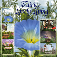 Fairies Lovely Living  capelito