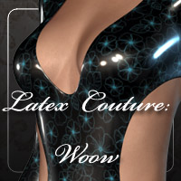 Latex Couture: WOOW 3D Figure Essentials WhiteRavenImages