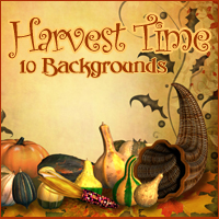 Harvest Time 2D 3D Models -Melkor-