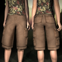 Sickle SuperCargoShorts V4A4S4 Clothing SickleYield