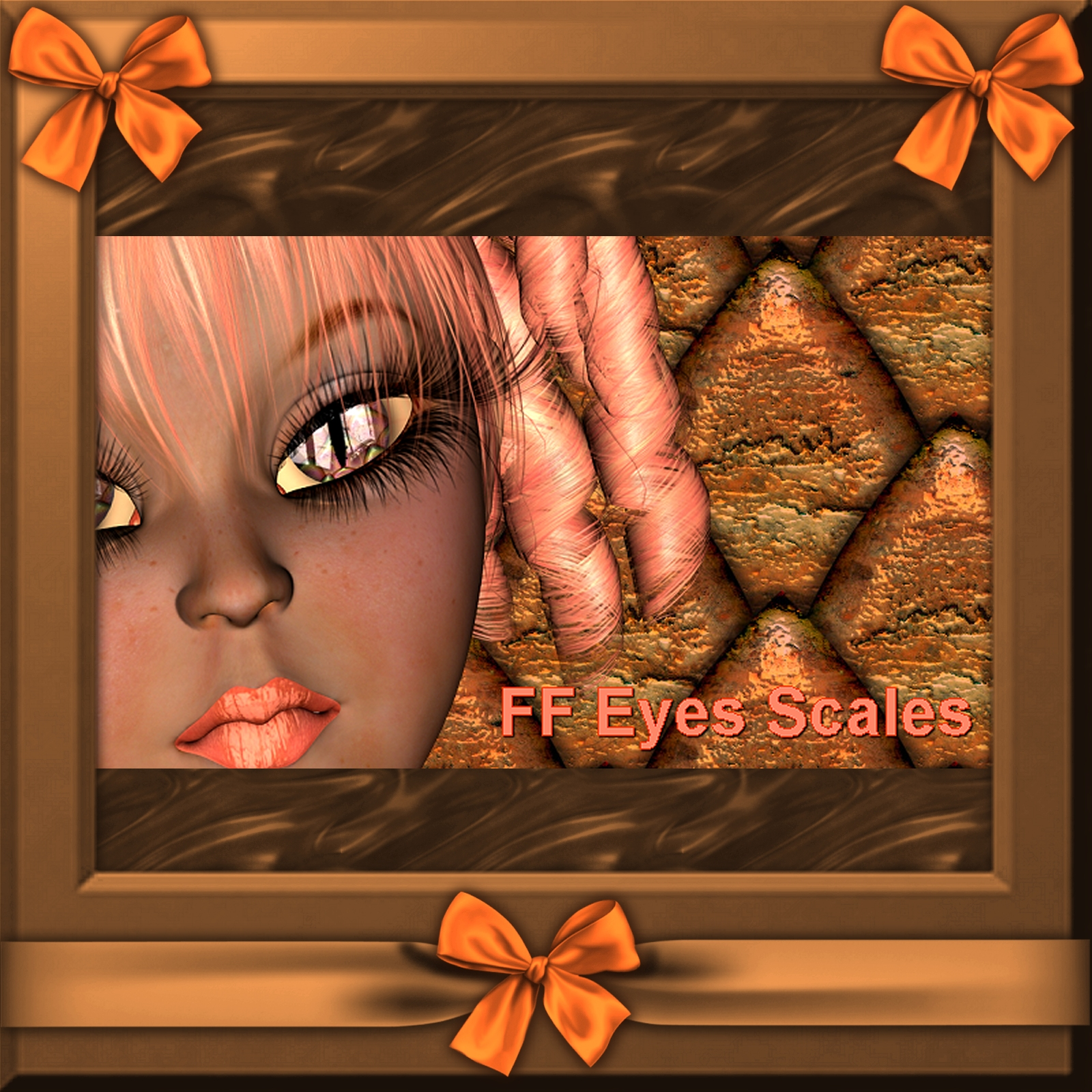 FF Pack Eyes Four : Scales