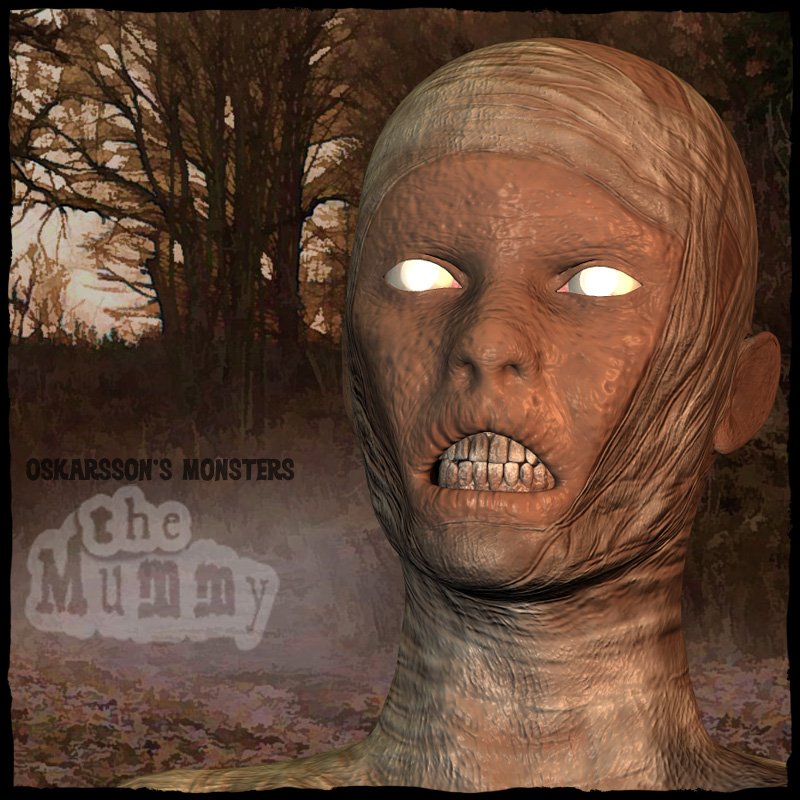 Oskarsson's Monsters: The Mummy