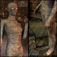 Oskarsson's Monsters: The Mummy image 2