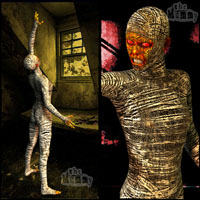 Oskarsson's Monsters: The Mummy image 3