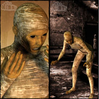 Oskarsson's Monsters: The Mummy image 4